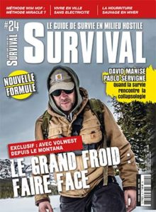 Survival magazine 24