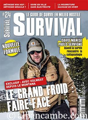 Survival magazine 24